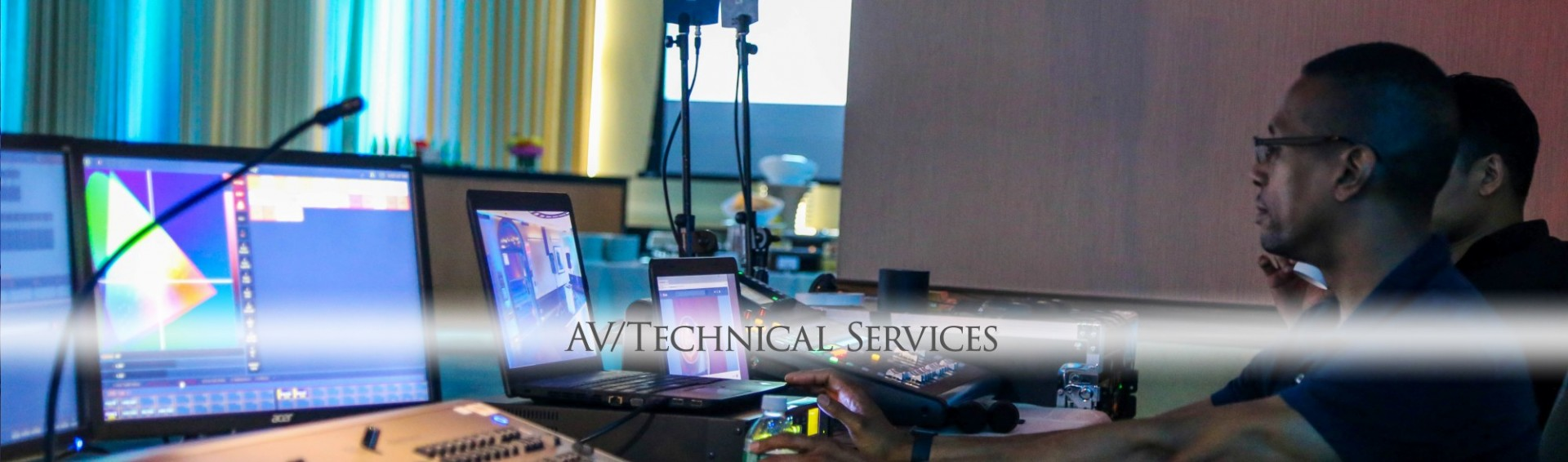 AV and Technical Services